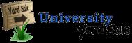 Univeristy Yard Sale